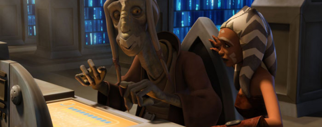 """All-new CLONE WARS episode """"Lightsaber Lost"""" preview – video clip!"""