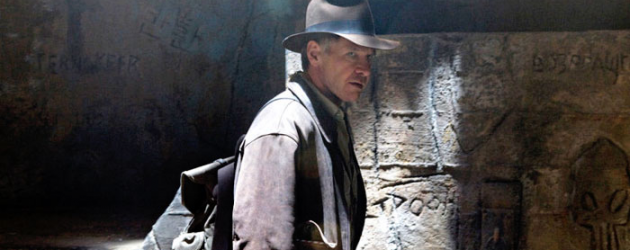 Harrison Ford replaces Bruce Willis in EXPENDABLES 3, and is okay with doing another INDIANA JONES movie
