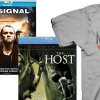 MONSTERS contest: Win a cool shirt + Blu-rays of LET THE RIGHT ONE IN, THE HOST and THE SIGNAL!