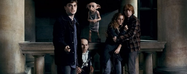 WB Announces HARRY POTTER Spinoff Movies