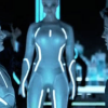 "New TRON: LEGACY clip – ""Sam Meets Castor"" featuring Michael Sheen and Garrett Hedlund"
