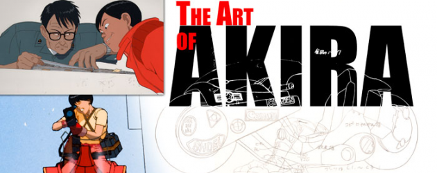 ART OF AKIRA Exhibit at Dallas Comic Con, May 17-19 (on AKIRA's 25th Anniversary)