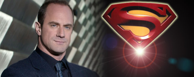"Christopher Meloni joins Zack Snyder's SUPERMAN: MAN OF STEEL reboot in ""General"""