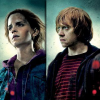 The final four HARRY POTTER theatrical posters… ever.