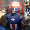 SDCC 2011: See Cap's costume from THE AVENGERS, the new GHOST RIDER bike, and TOTAL RECALL tech
