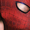 New close-up photo from THE AMAZING SPIDER-MAN shows Spidey in detail