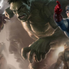 "D23 – THE AVENGERS (description of) footage screened: ""We have a Hulk!"""