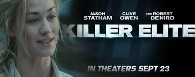 Audio interview: Yvonne Strahovski talks KILLER ELITE and CHUCK Season 5 – plus new red band trailer for KILLER ELITE