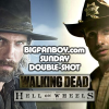 Watch Season Two of THE WALKING DEAD on the BIG screen with us at Angelika Dallas!