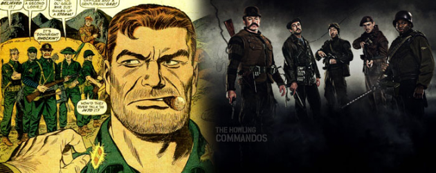 Is there a SGT. FURY AND HIS HOWLING COMMANDOS movie on the way, without Samuel L. Jackson? More Marvel 'classic' movies?