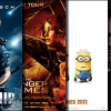 New Movie Posters: MARVEL'S THE AVENGERS, BATTLESHIP, THE HUNGER GAMES, DESPICABLE ME 2, MEN IN BLACK 3 and WHAT TO EXPECT WHEN YOU'RE EXPECTING