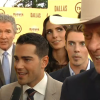 Video interviews: TNT'S DALLAS red carpet premiere at the Winspear – Patrick Duffy, Linda Gray, Larry Hagman, Jordana Brewster, Jesse Metcalfe, Brenda Strong, Julie Gonzalo and Josh Henderson!