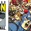 SDCC 2012 – UDON premieres Marvel vs. Capcom: Official Complete Works hardcover at Comic-Con