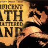 "Exclusive: 2 early posters – Thomas Jane's ""Gothic Western"" A MAGNIFICENT DEATH FROM A SHATTERED HAND"