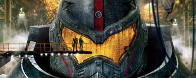 PACIFIC RIM review by Gary Murray – a wonderful little spectacle film