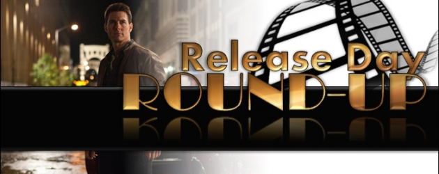 Release Day Round-Up: JACK REACHER (Starring Tom Cruise and Rosamund Pike)