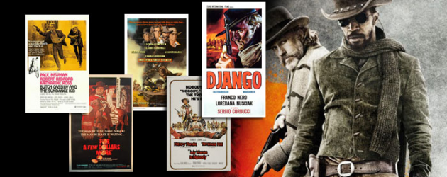 Five Westerns you should see before seeing Quentin Tarantino's DJANGO UNCHAINED