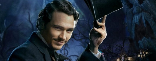 OZ: THE GREAT AND POWERFUL gets 5 new character posters!