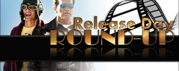 Release Day Round-Up: THE LAST STAND (Starring Arnold Schwarzenegger, Forest Whitaker and Johnny Knoxville)