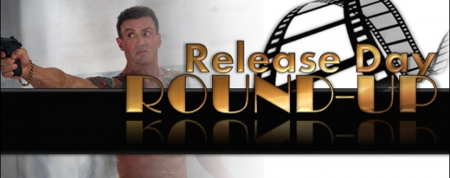 Release Day Round-Up: BULLET TO THE HEAD (Starring Sylvester Stallone and Sung Kang)