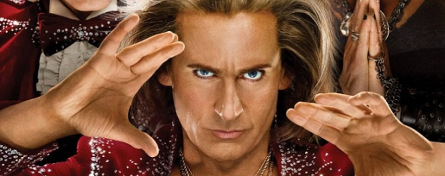 UPDATE: THE INCREDIBLE BURT WONDERSTONE gets 4, no 6, new posters (Added Jim Carrey's and Alan Arkin's
