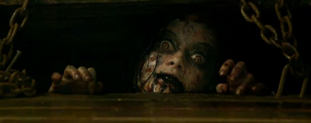New red band trailer for EVIL DEAD is actually more gory than the first… believe it or not