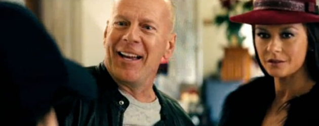 RED 2 gets its first trailer – Bruce Willis & gang are back, joined by Anthony Hopkins & Catherine Zeta-Jones