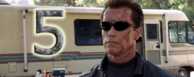 Arnold Schwarzenegger says he's in TERMINATOR 5 – writers confirmed