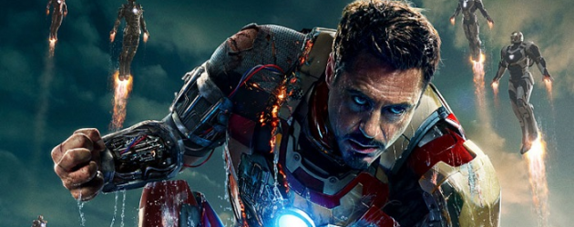 IRON MAN 3 review by Mark Walters – Shane Black injects 80's buddy comedy flare to the franchise