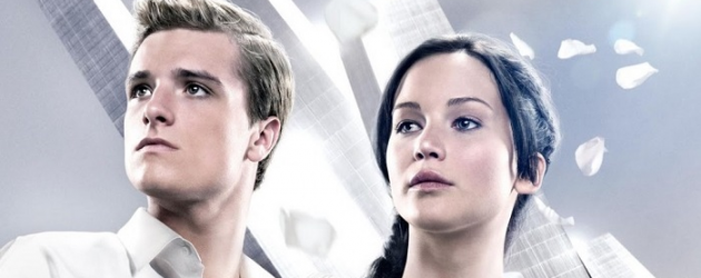 THE HUNGER GAMES: CATCHING FIRE debuts two victory tour posters