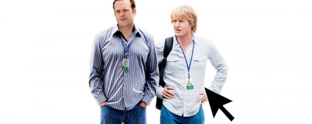 Check out the first trailer for THE INTERNSHIP starring Vince Vaughn and Owen Wilson.