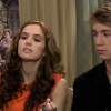 Video interview: BEAUTIFUL CREATURES stars Zoey Deutch and Thomas Mann