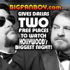 Bigfanboy gives Dallas TWO free (and awesome) places to watch Hollywood's biggest night