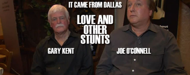 Video interview: LOVE AND OTHER STUNTS director Joe O'Connell & stuntman subject Gary Kent