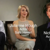 Video/written interview(s): SAFE HAVEN stars Josh Duhamel & Julianne Hough, and writer Nicholas Sparks