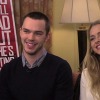 WARM BODIES video interview with Nicholas Hoult & Teresa Palmer – plus press junket recap