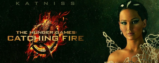 THE HUNGER GAMES: CATCHING FIRE releases Victory Tour Portraits