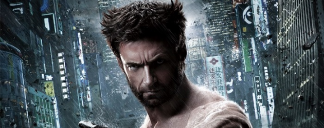 THE WOLVERINE trailer hits (domestic and international) – Hugh Jackman and Ninjas!!!!!