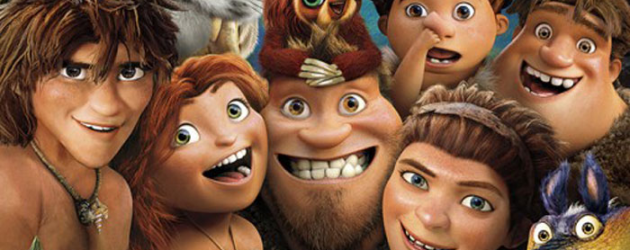 THE CROODS review by Marc Ciafardini