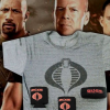 See G.I. JOE RETALIATION opening weekend, you could win a Cobra t-shirt and koozie!