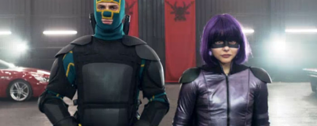 "KICK-ASS 2 extended Red Band San Diego Comic-Con trailer – ""We're like Batman and Robin"""