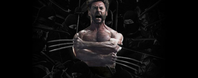 THE WOLVERINE gets 2 new posters – Hugh Jackman is screaming mad!