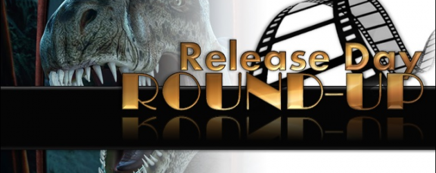 Release Day Round-Up: JURASSIC PARK 3D (Starring Sam Neill and Laura Dern)