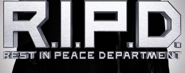 R.I.P.D starring Ryan Reynolds and Jeff Bridges gets its first poster
