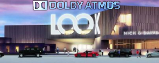Get familiar with Dolby Atmos & LOOK Cinemas, the next wave in sound for Dallas moviegoers