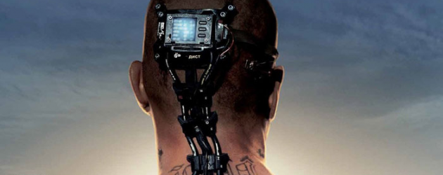 Neill Blomkamp's ELYSIUM first trailer & really hi-res poster – Matt Damon goes mech on Jodie Foster
