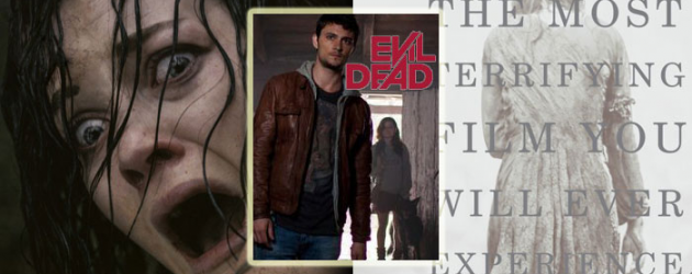 SXSW 2013: EVIL DEAD interview with stars Jane Levy and Shiloh Fernandez