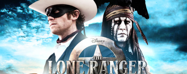 Plano, TX – print passes to see Disney's THE LONE RANGER Monday, July 1