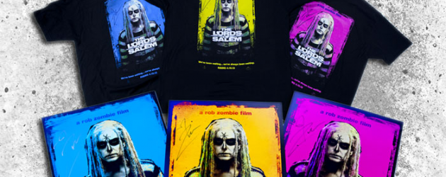 Enter to win a prize pack or signed poster from Rob Zombie's THE LORDS OF SALEM!
