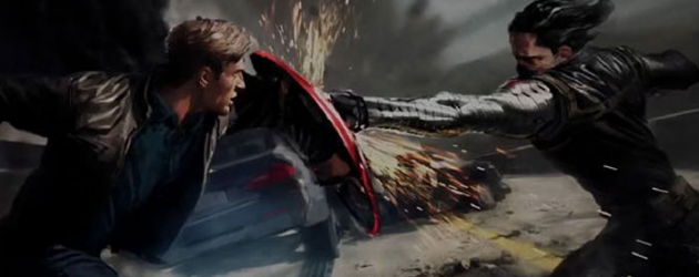 Marvel Phase Two awesome concept art: CAPTAIN AMERICA 2 and GUARDIANS OF THE GALAXY